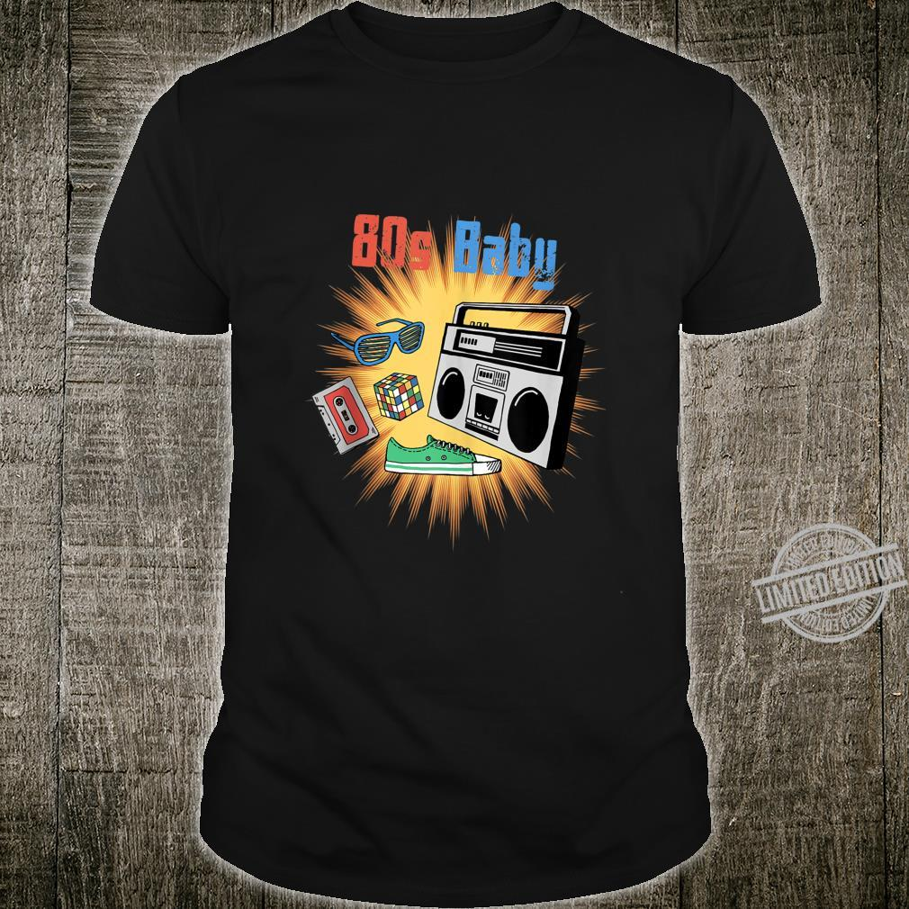 80s Baby Shirt 80s Party Shirt