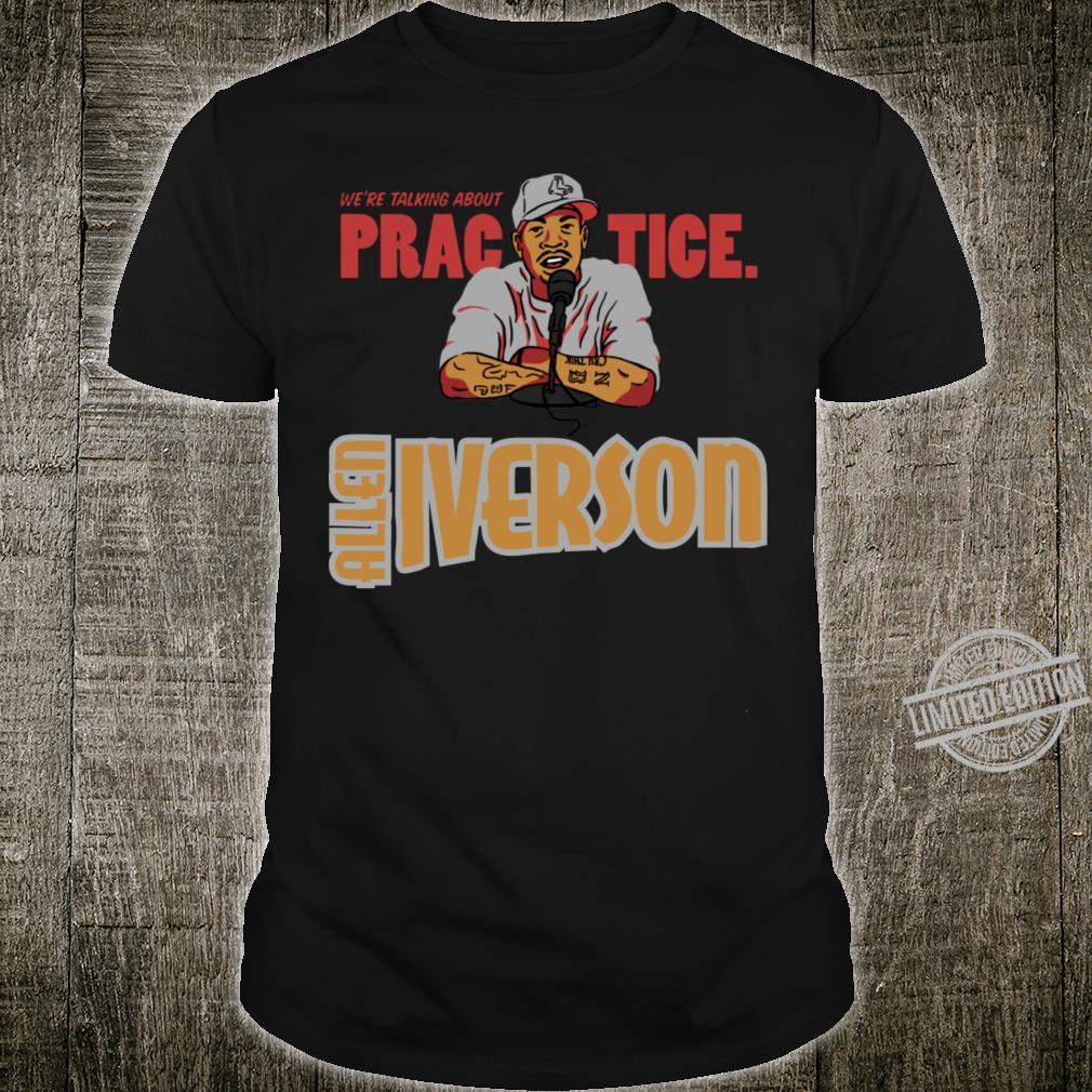 Allen Iverson Shirt