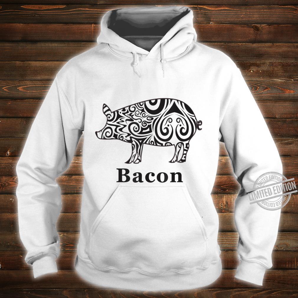 Bacon Shirt hoodie