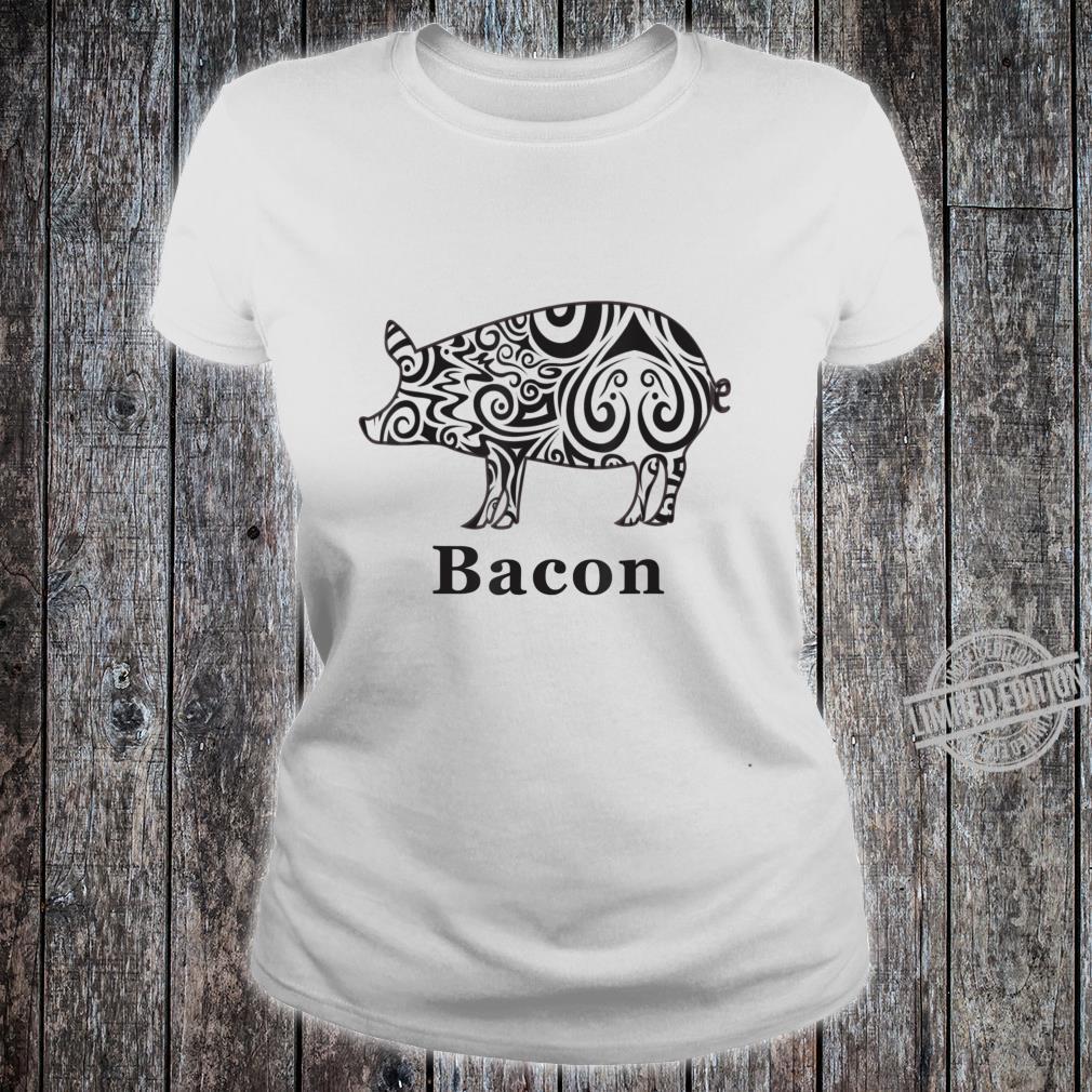 Bacon Shirt ladies tee