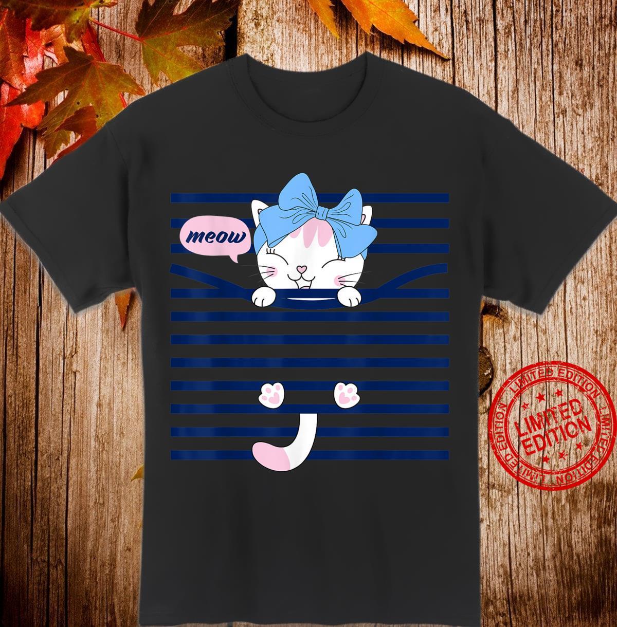 Bahaa's'ss Cats Short Sleeve Shirt