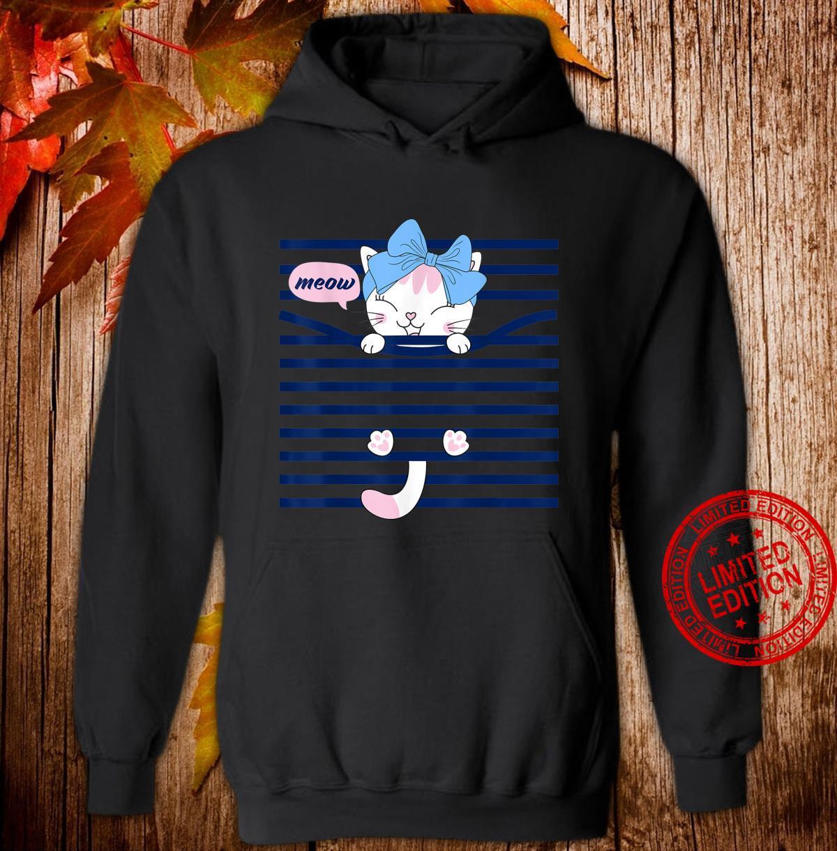 Bahaa's'ss Cats Short Sleeve Shirt hoodie