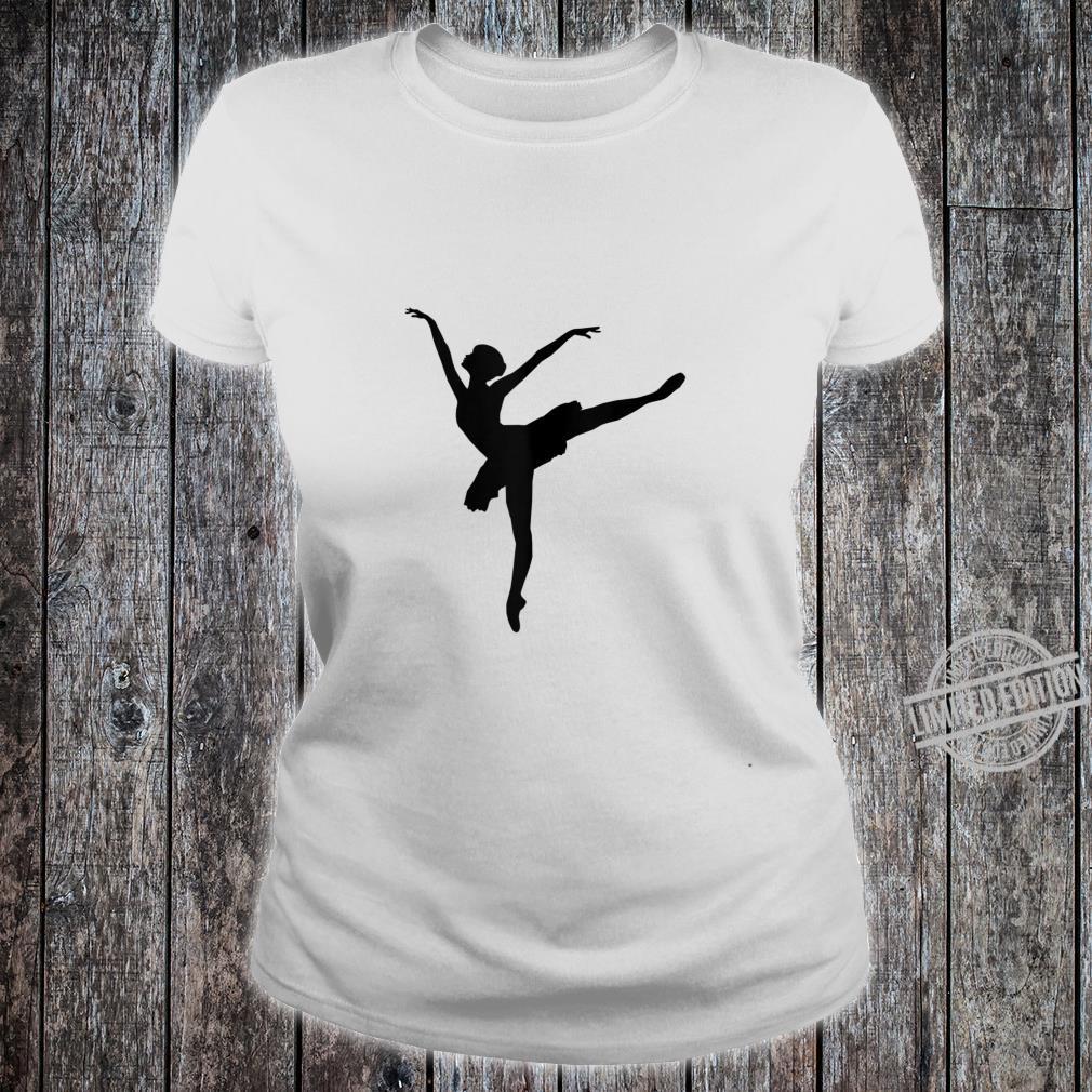 Ballerina Ballet Dance Shirt ladies tee