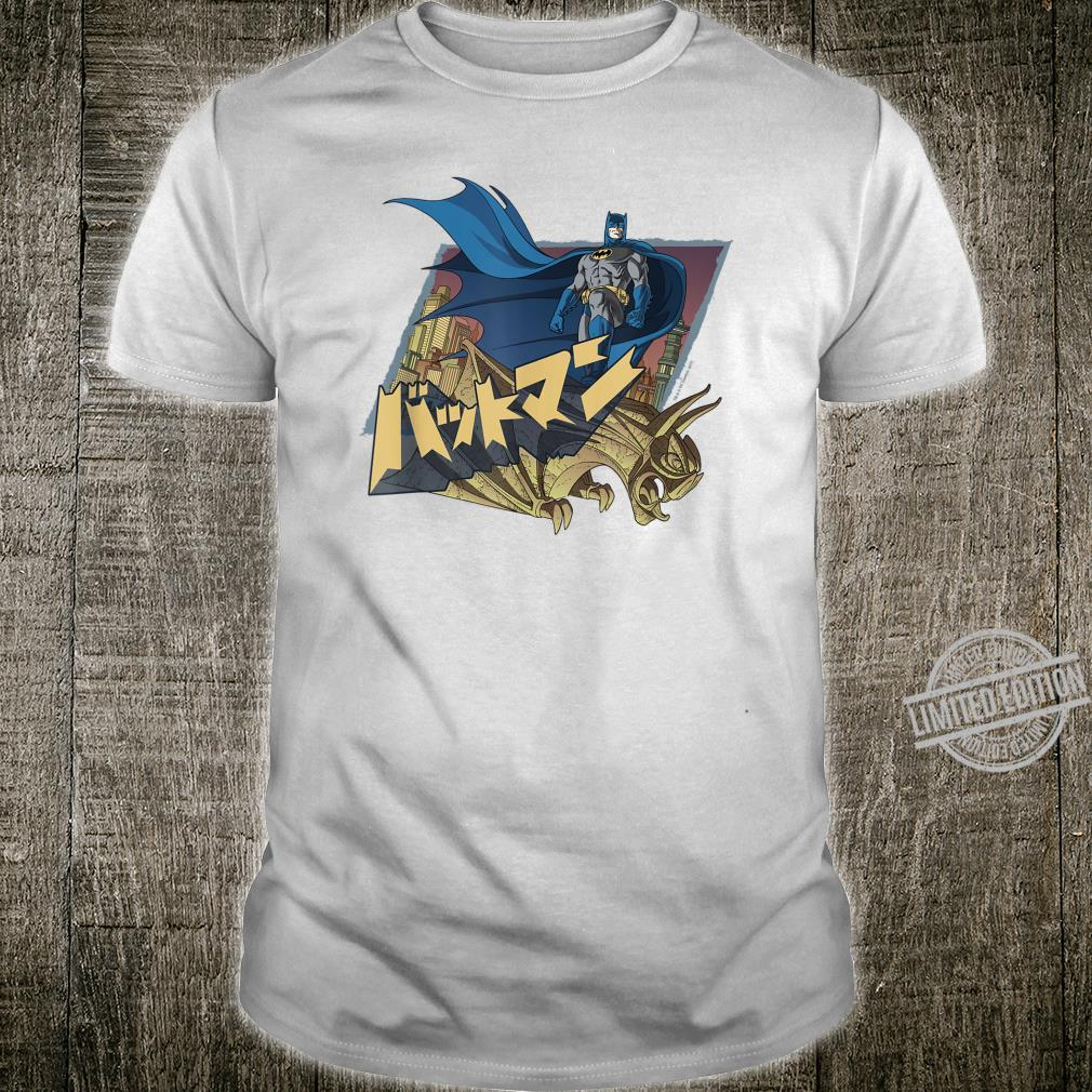 Batman Japanese Knight Shirt