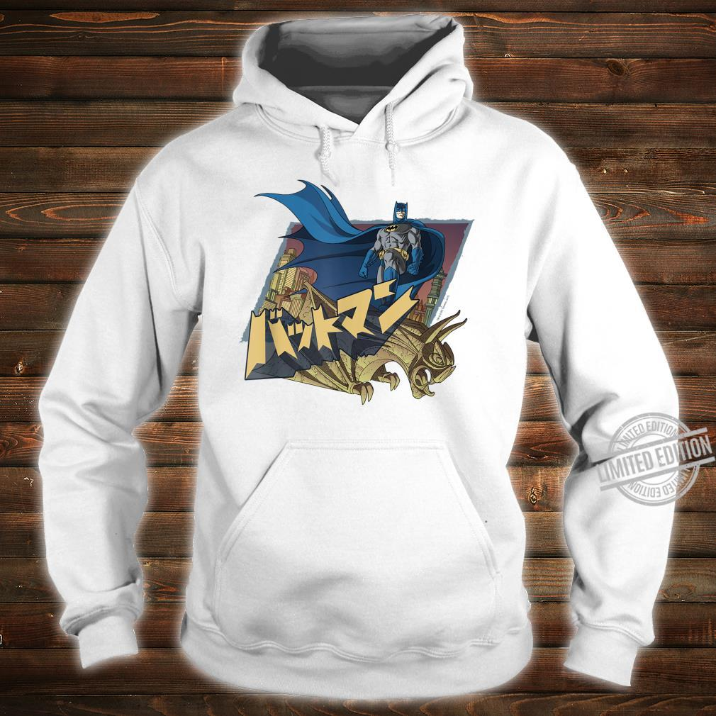 Batman Japanese Knight Shirt hoodie