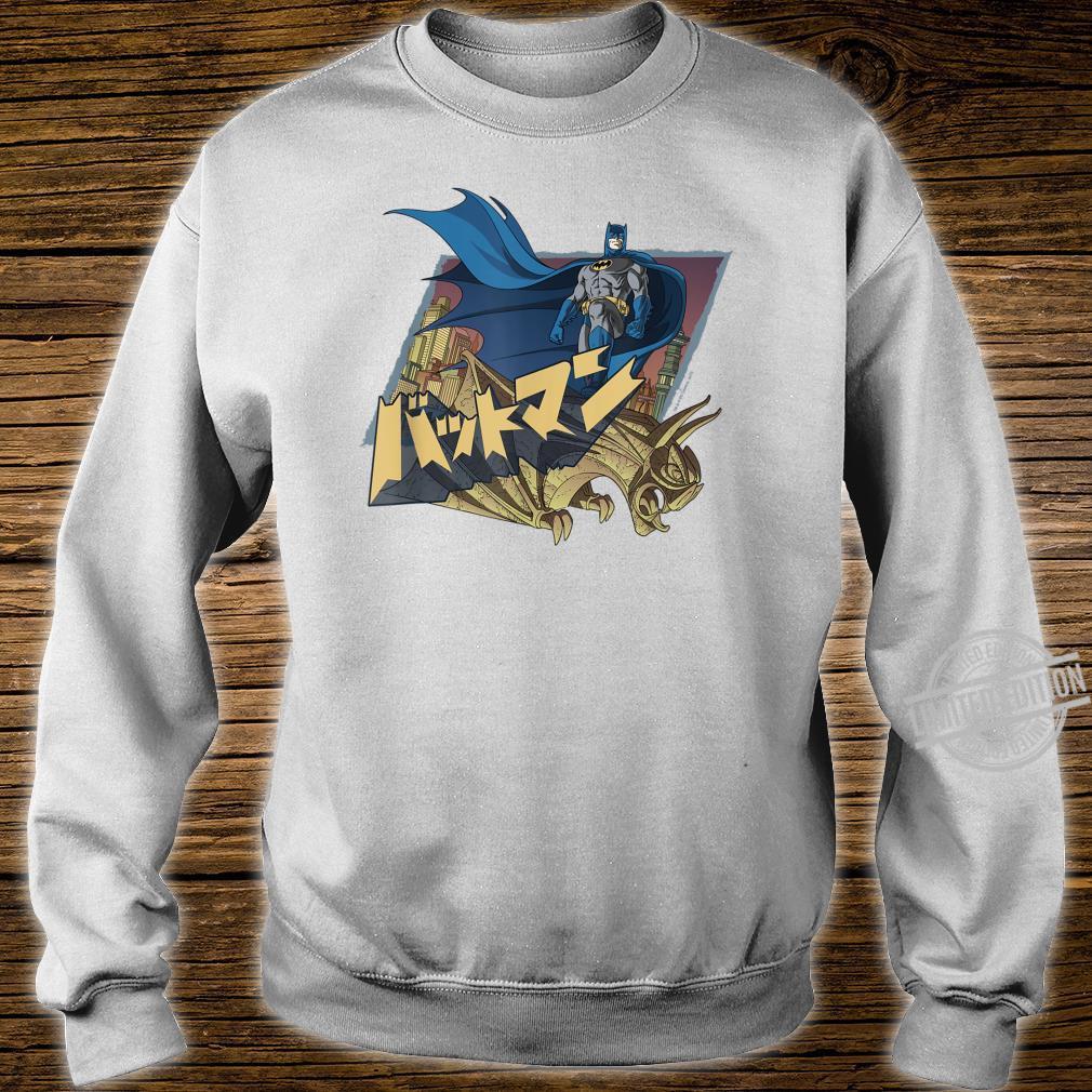 Batman Japanese Knight Shirt sweater