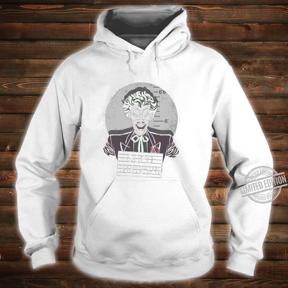Batman Joker Busted Langarmshirt Shirt hoodie