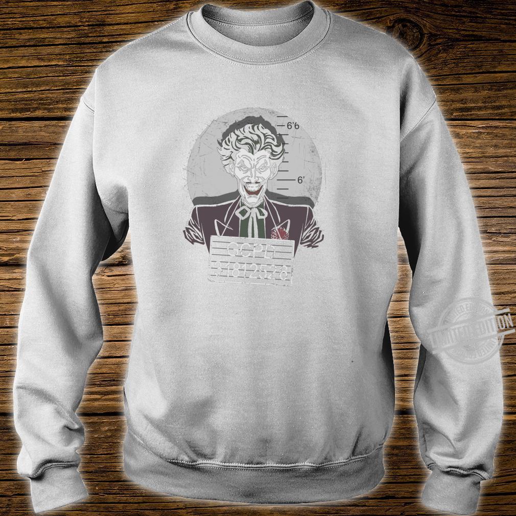 Batman Joker Busted Langarmshirt Shirt sweater