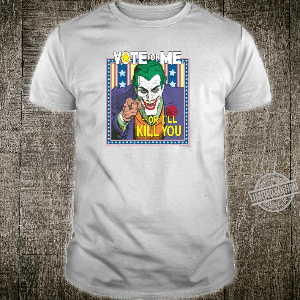 Batman Joker Dark Detective #1 Shirt