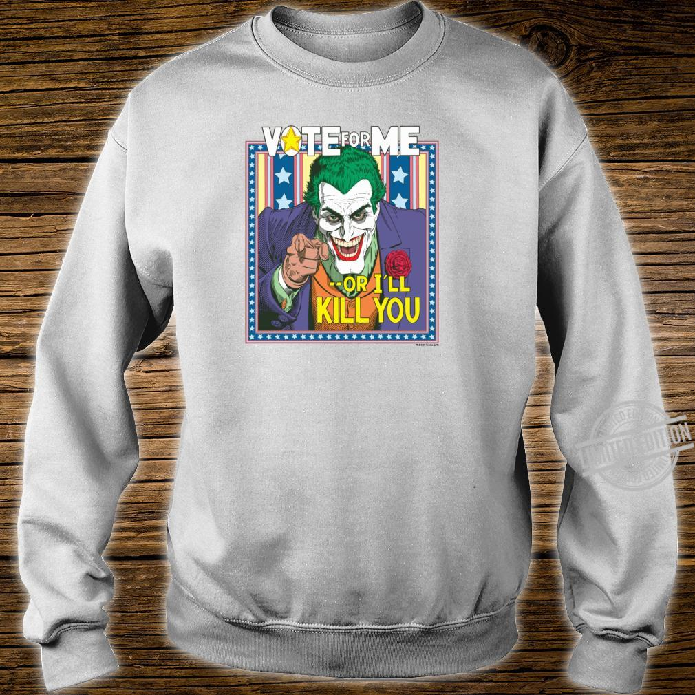 Batman Joker Dark Detective #1 Shirt sweater