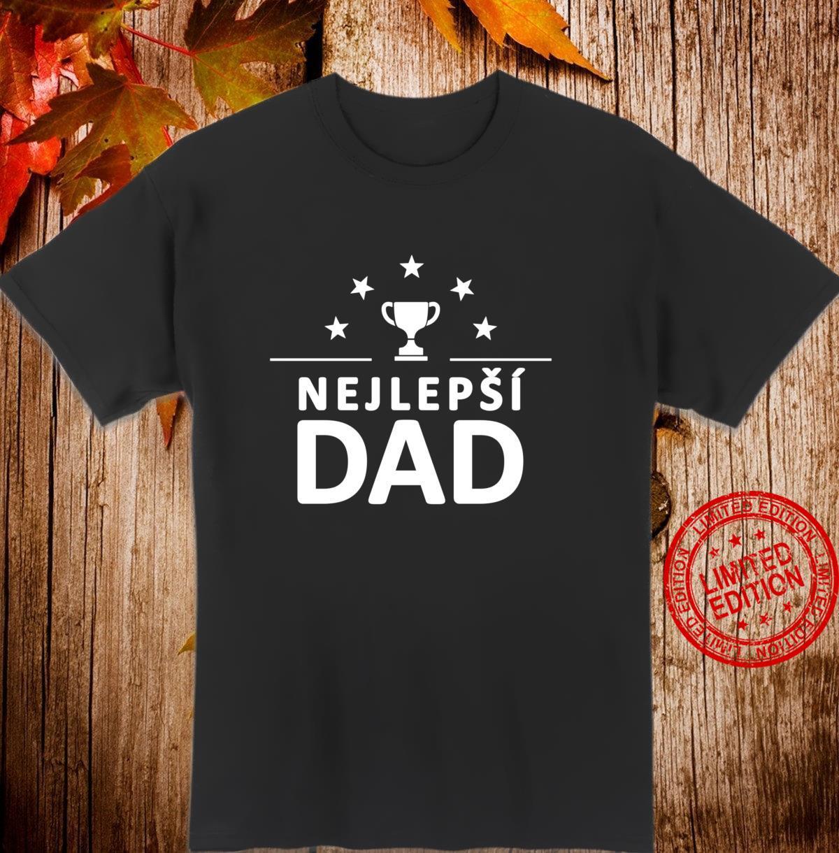 Best Czech Dad Shirt