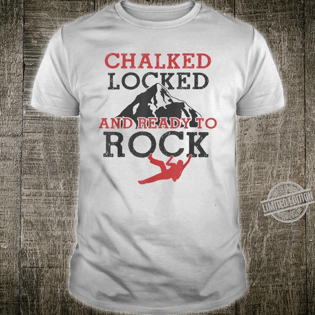 Climbing Bouldering Accessories Shirt