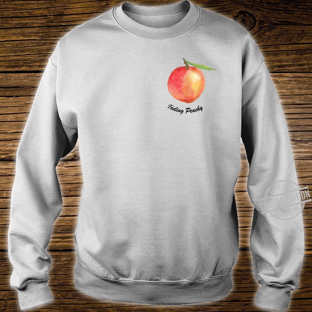 Cute Feeling Peachy Peach Shirt sweater