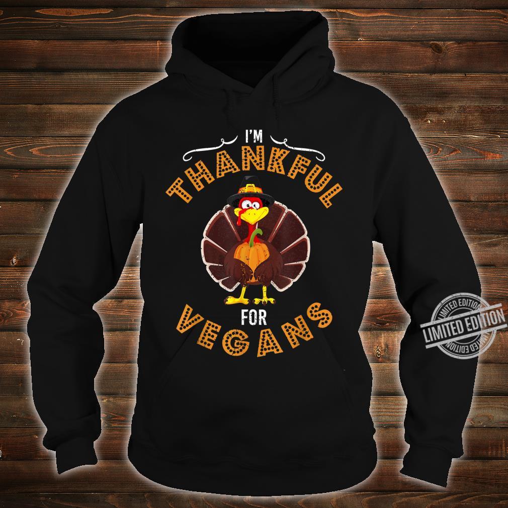 Fröhlicher Herbst Truthahn Erntedankfest Tag Shirt hoodie
