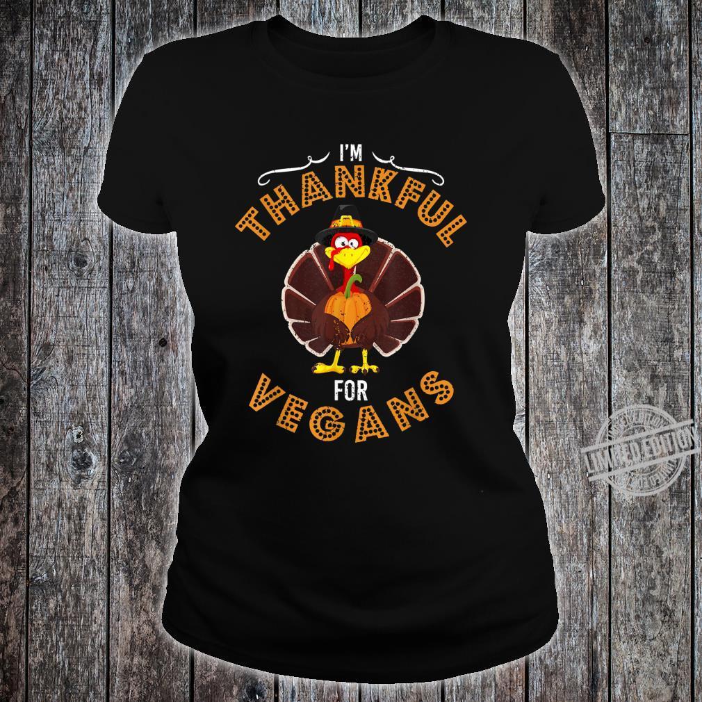 Fröhlicher Herbst Truthahn Erntedankfest Tag Shirt ladies tee