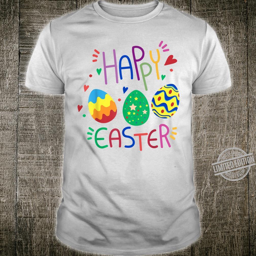 Frohe Ostern Süßes Ei Christliches oder katholisches Feierta Shirt