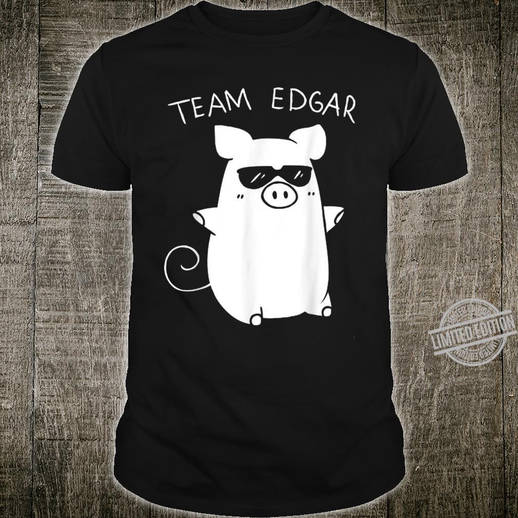 Game Edgar Vintage Palutenn Gaming Shirt