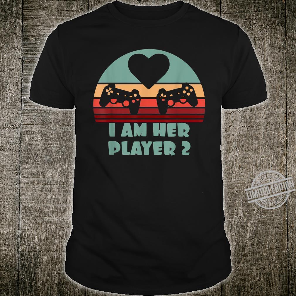 Gamer Couple Gift For Gamer Couples Shirt