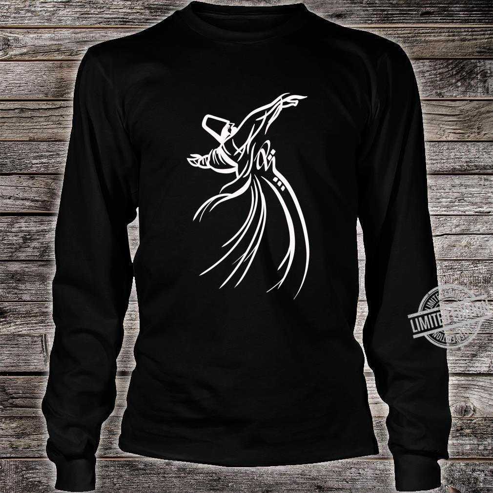 IRAN and Iranian Poem in Farsi HICH calligraphy Shirt long sleeved
