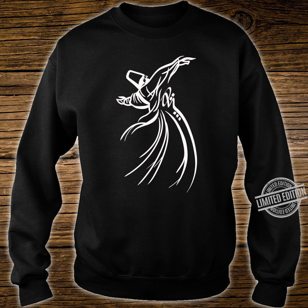 IRAN and Iranian Poem in Farsi HICH calligraphy Shirt sweater