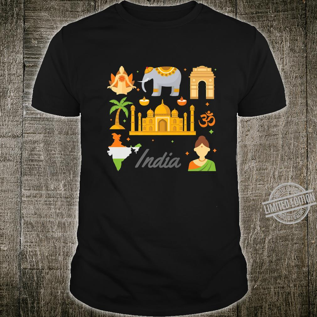 India Cool Indian Elements Shirt