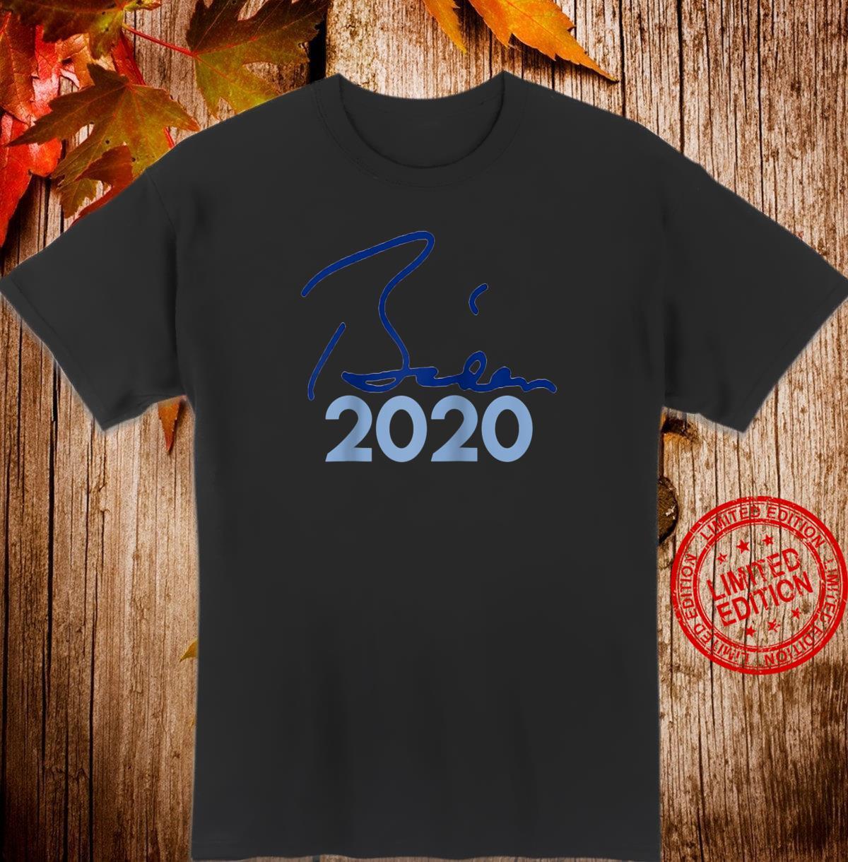 JOE Shirt Biden for President Tee Vote 2020 Shirt