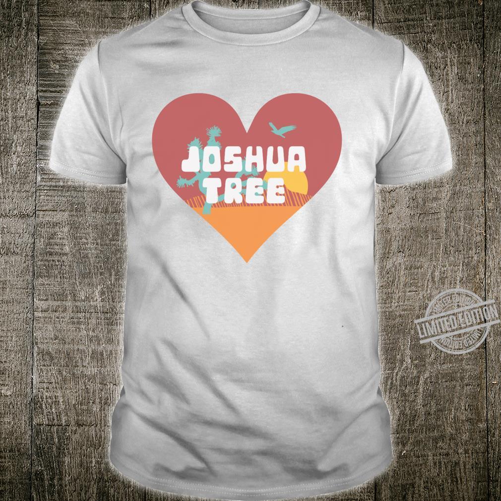 Joshua Tree Heart Shirt