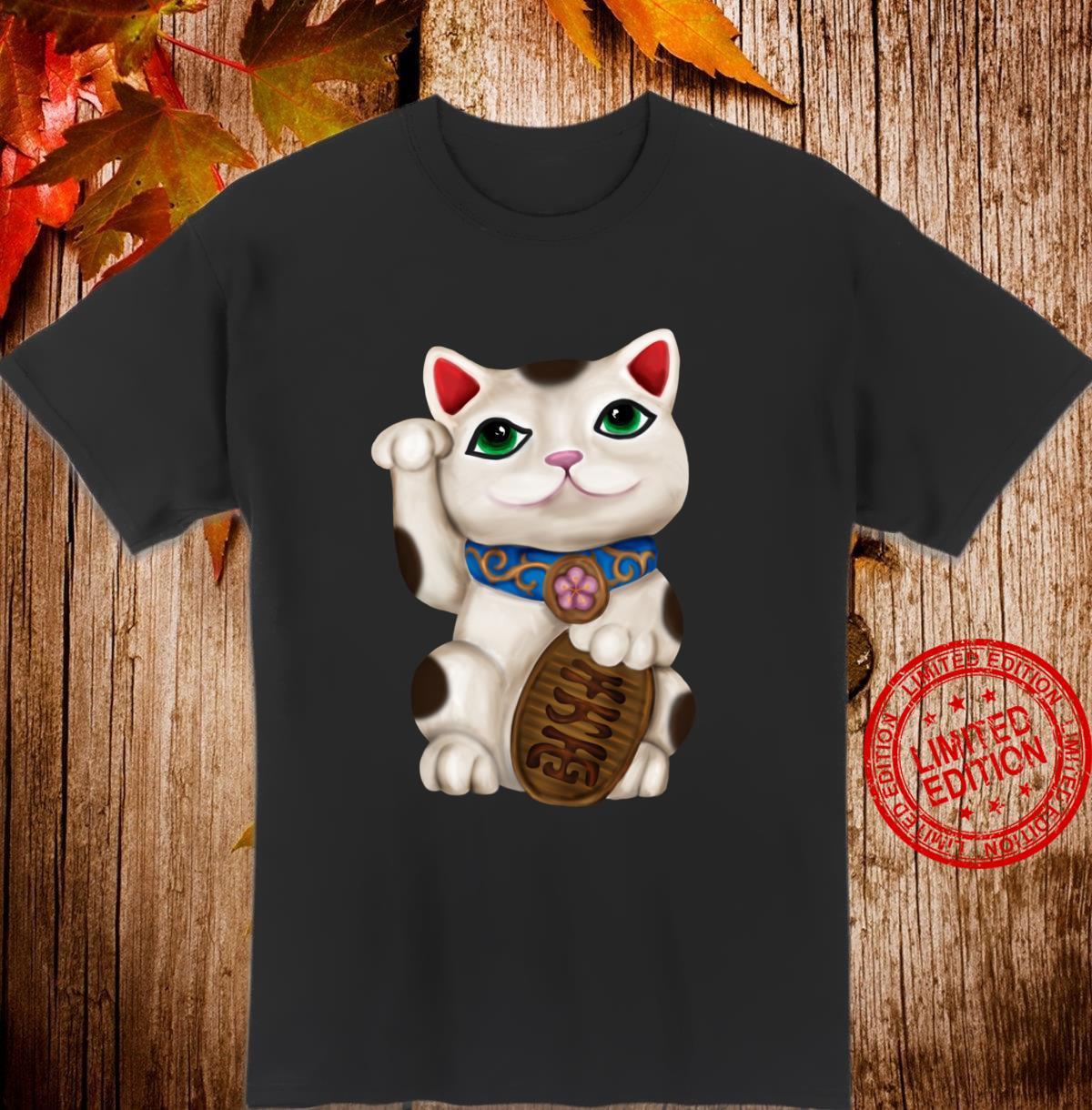 ManekiNeko cat Shirt