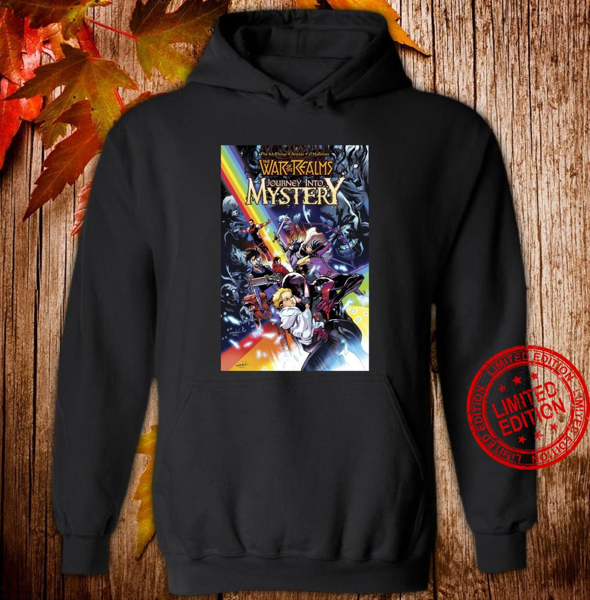 Marvel War Of The Realms Journey Into Mystery Cover Shirt hoodie