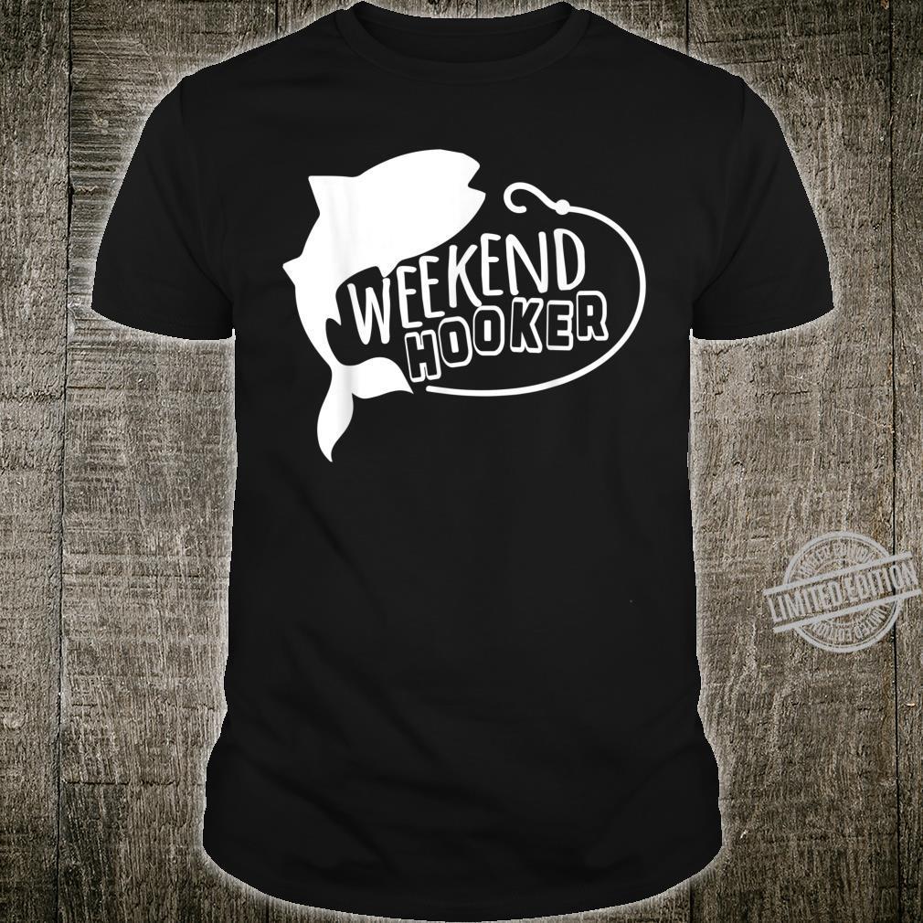 Mens Weekend Hooker, Fisherman Summer Shirt, Fishing Shirt