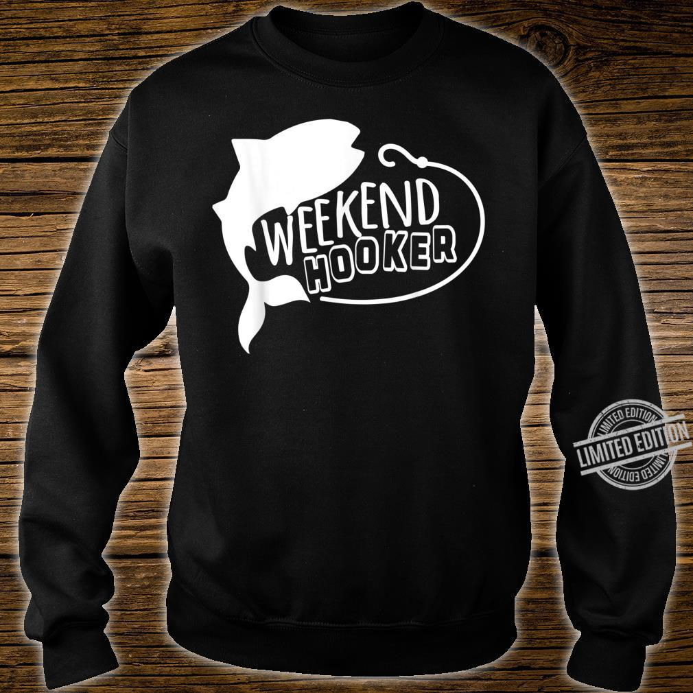 Mens Weekend Hooker, Fisherman Summer Shirt, Fishing Shirt sweater