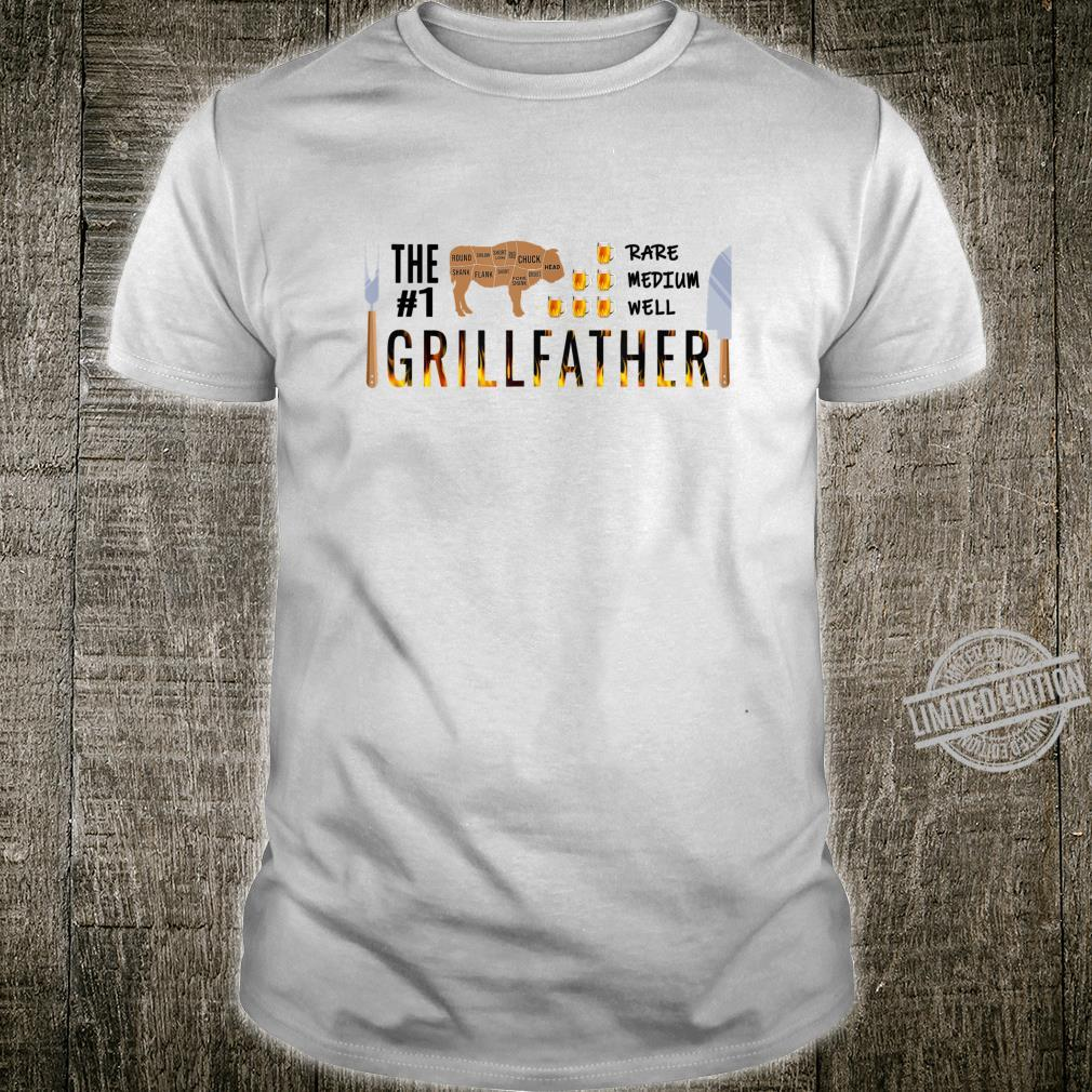 Mens's BBQ and Beer party and grill experts Shirt