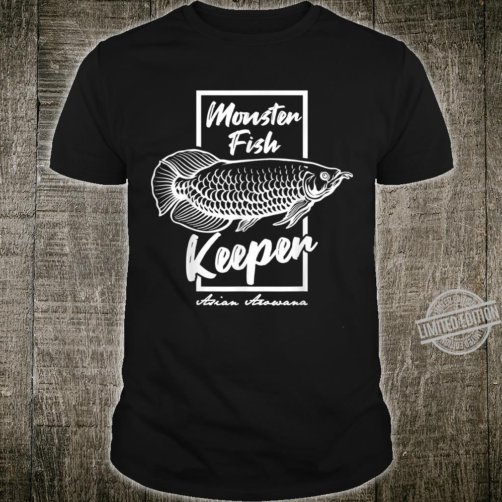 Monster Fish Keeper Arowana Tropical Fish Shirt
