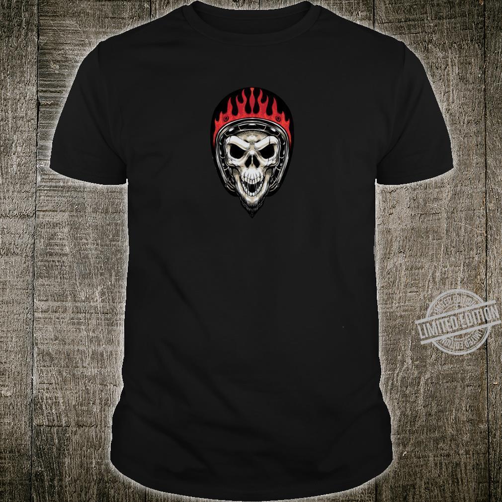 Motorcycle Skull Shirt