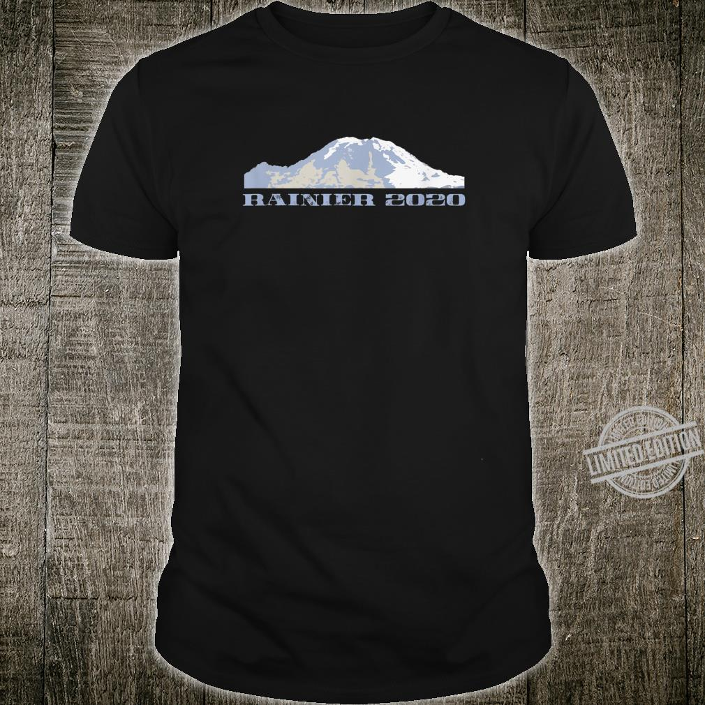 Mount Rainier Hiking 2020 Mt. Rainier Summit Climbers Shirt