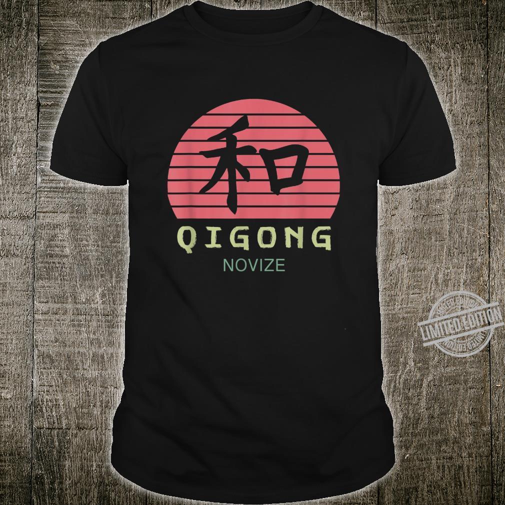 Qi Gong I Meditation Yoga Buddhismus Shirt