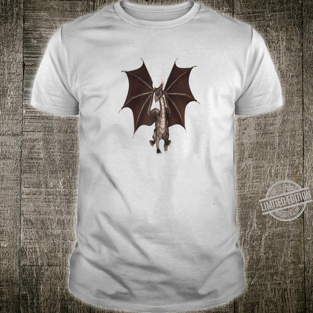 Ronald's Dragon Shirt