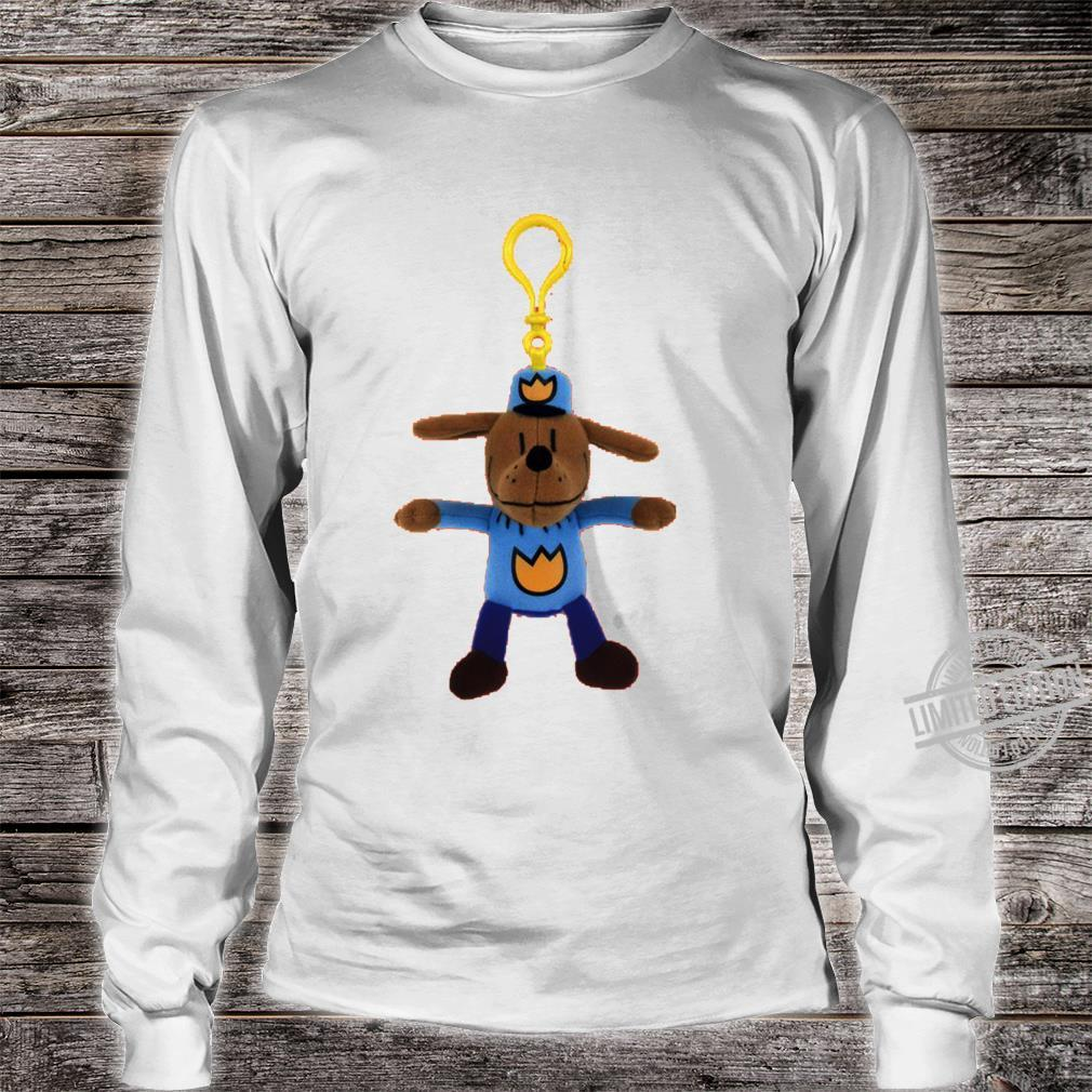 The Dog man Accessories Shirt long sleeved