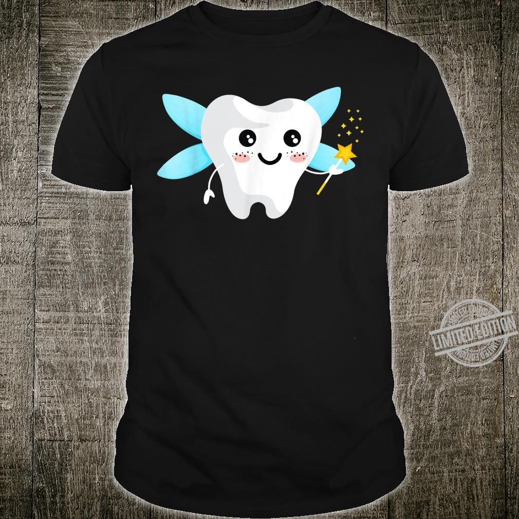 Tooth Fairy Halloween Costume Tooth Shirt