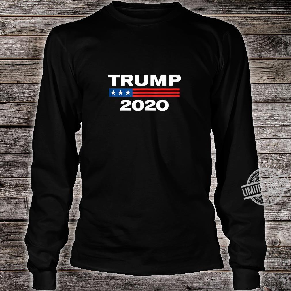 Trump 2020 re elect Donald Trump Shirt long sleeved